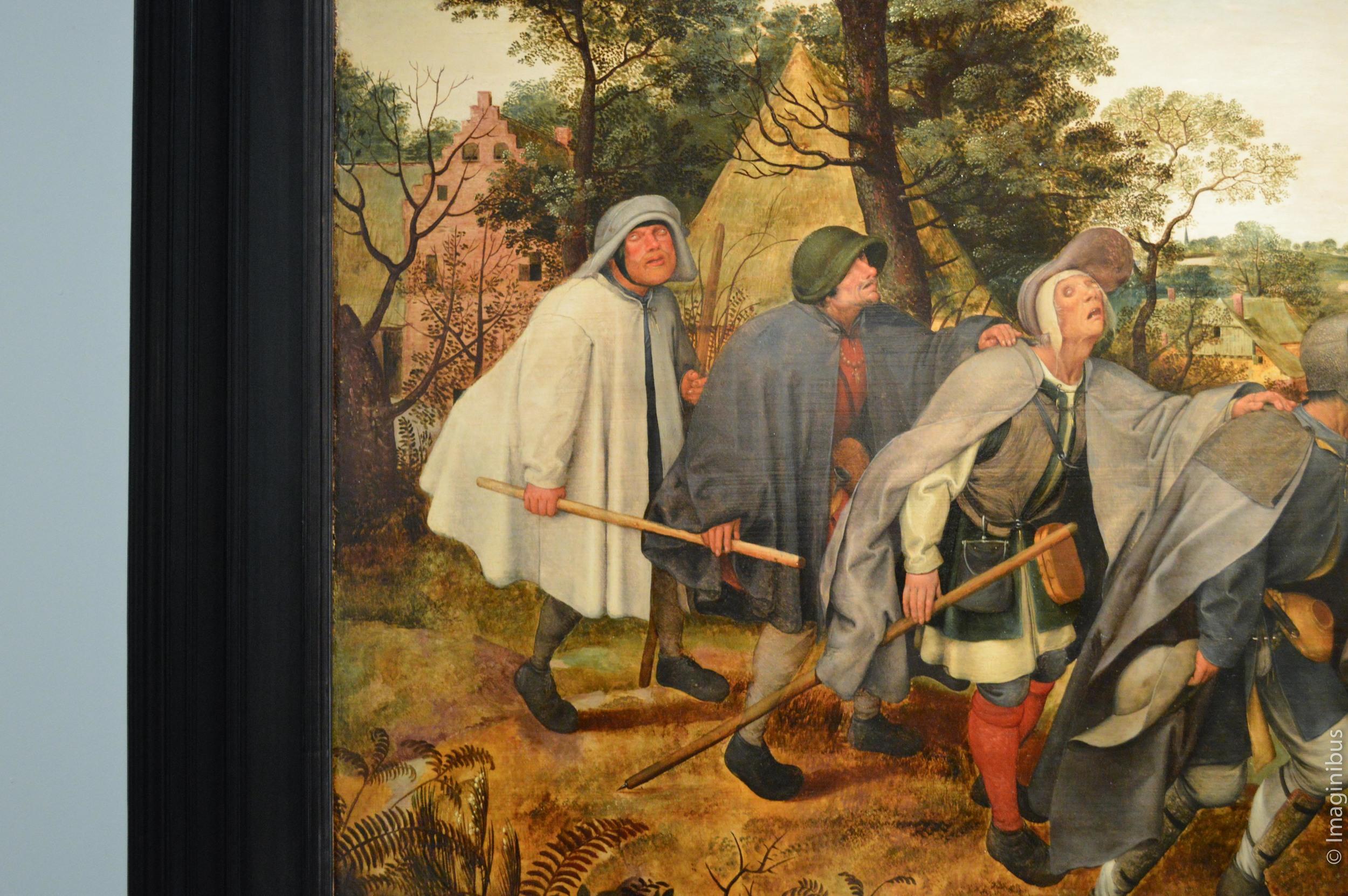 Une brève histoire de l'avenir, Louvre, Bruegel