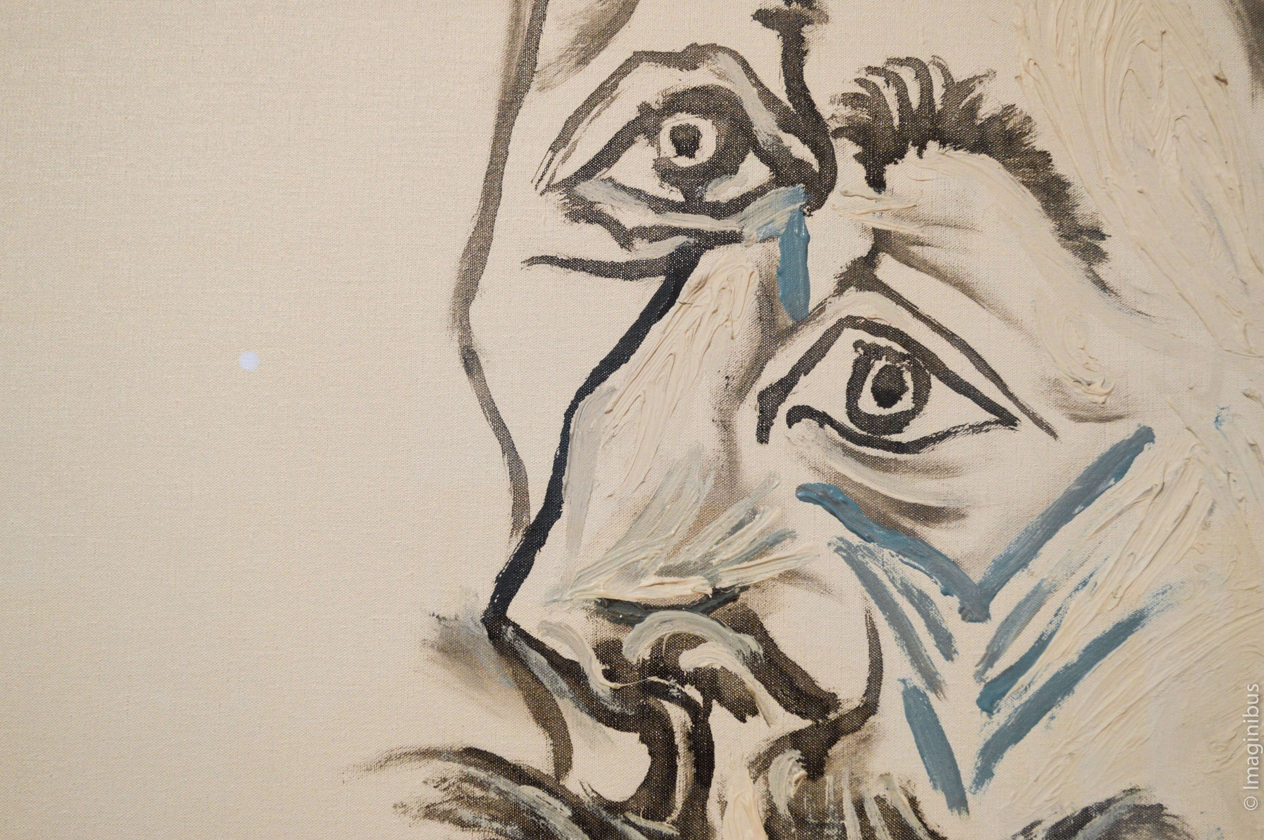 Eyes, Picasso, Montreal Museum of Fine Arts
