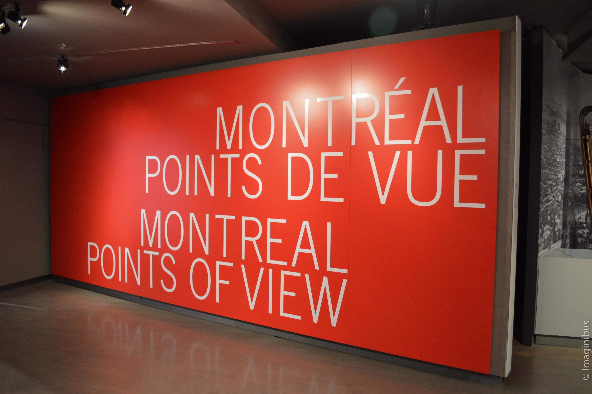McCord Museum Montreal Points of View