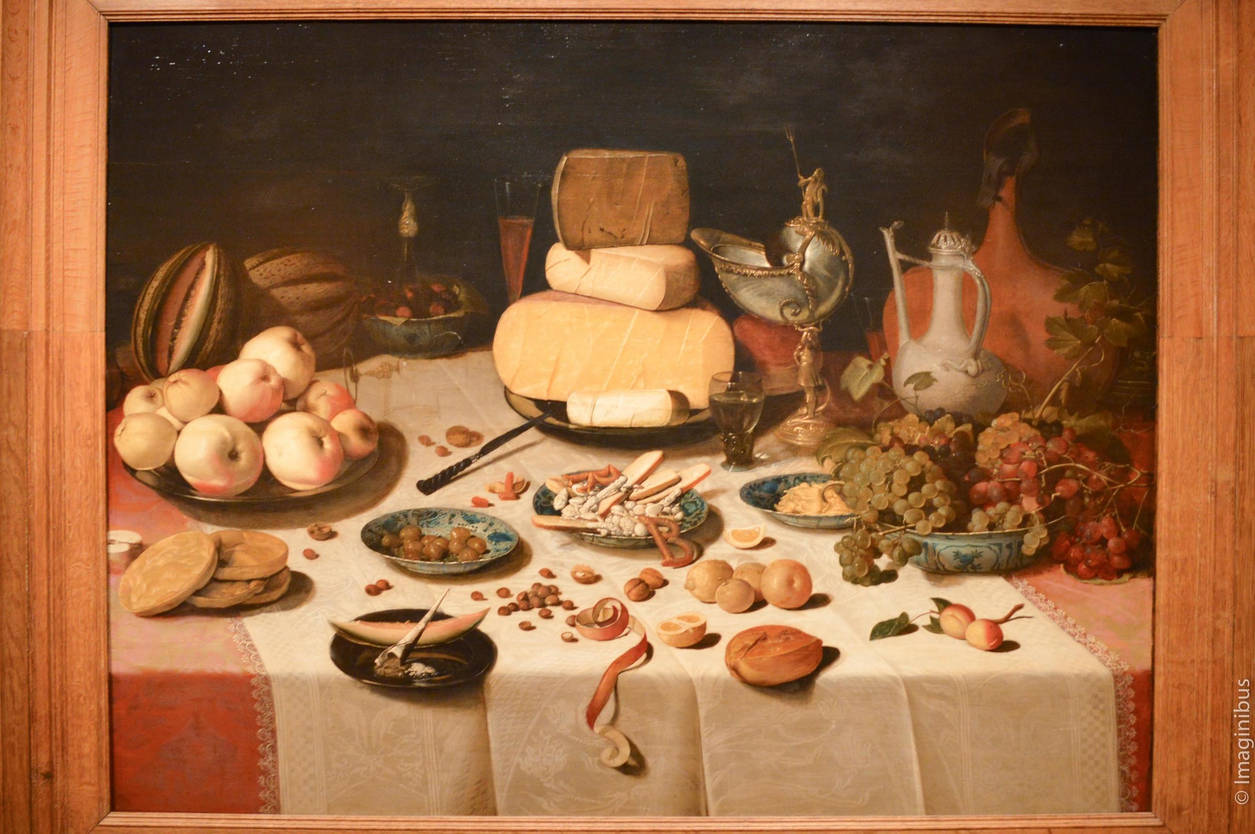 Banquet Piece, Montreal Museum of Fine Arts