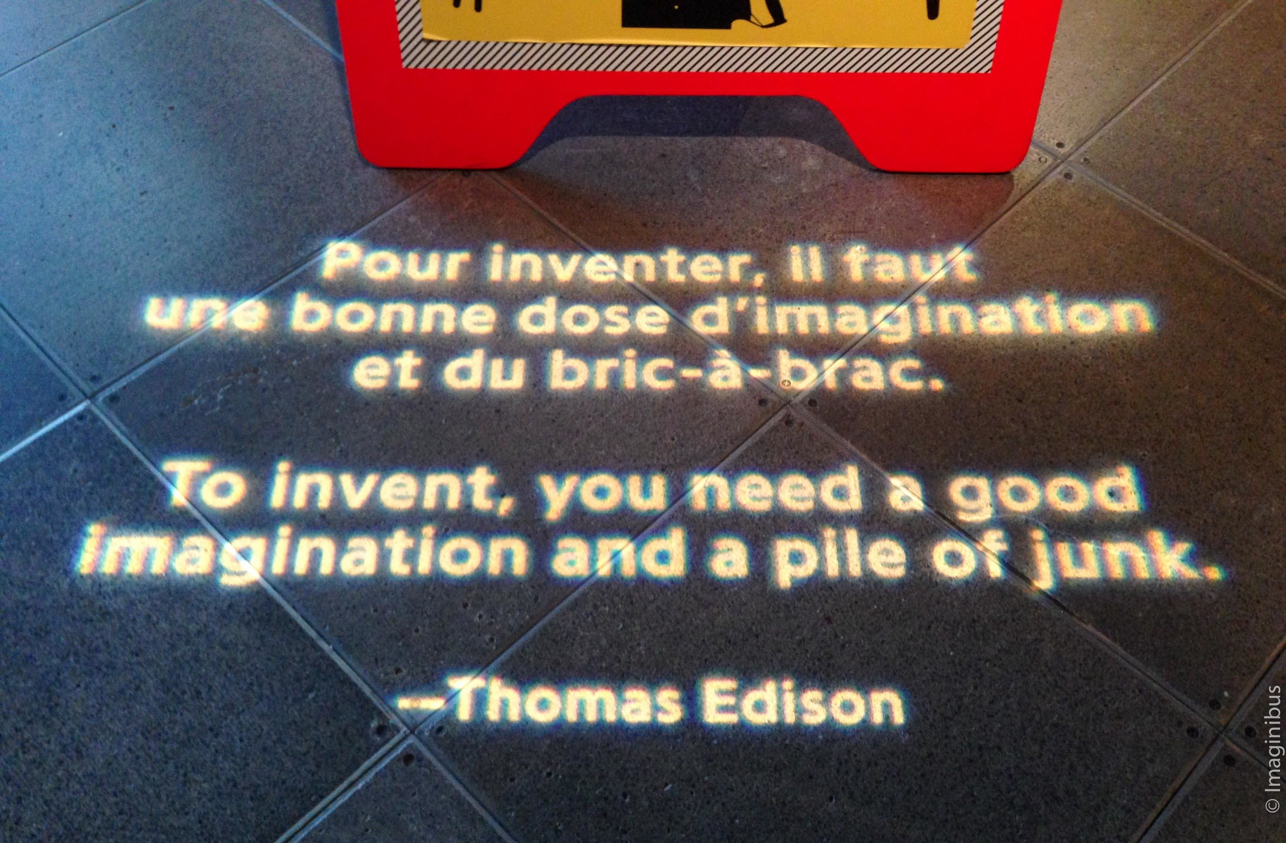Creativity Factory, Montreal Science Center