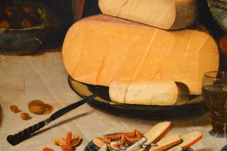 Montreal Museum of Fine Arts, Cheese Painting