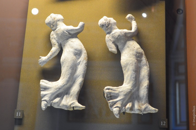 Niobids, Musée du Louvre, Paris