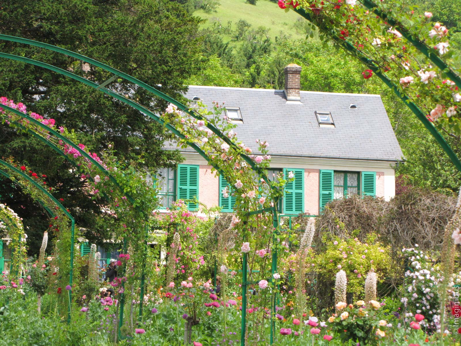 Giverny, Monet home, France
