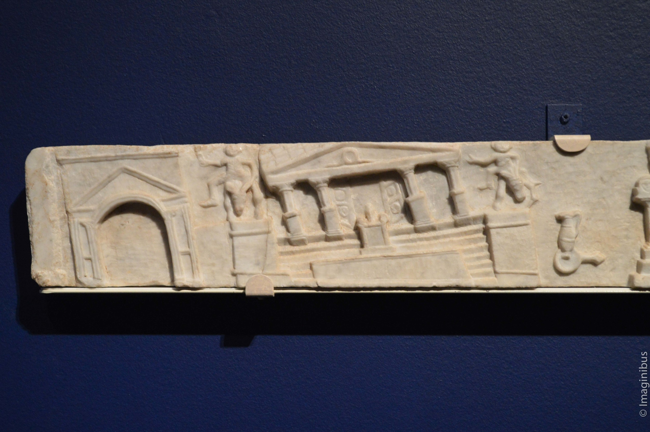 Pompeii, Montreal Museum of Fine Arts, Earthquake Relief