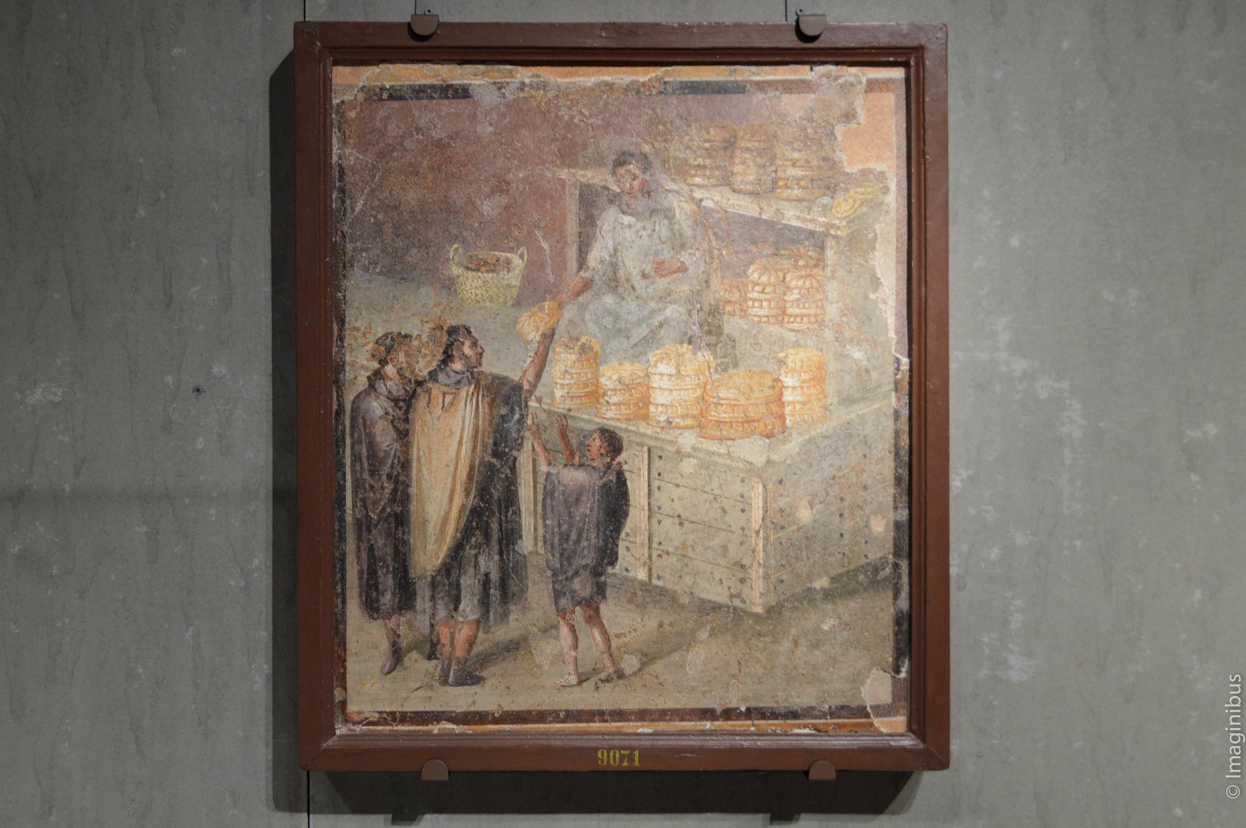 Pompeii, Montreal Museum of Fine Arts, Politician