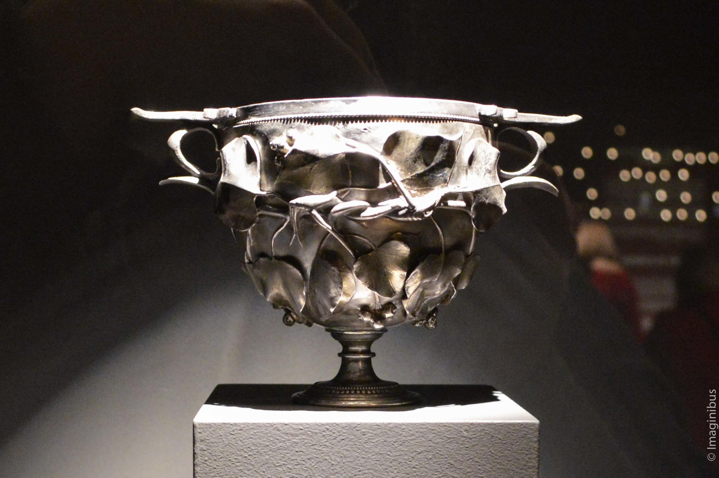 Pompeii, Montreal Museum of Fine Arts, Goblet