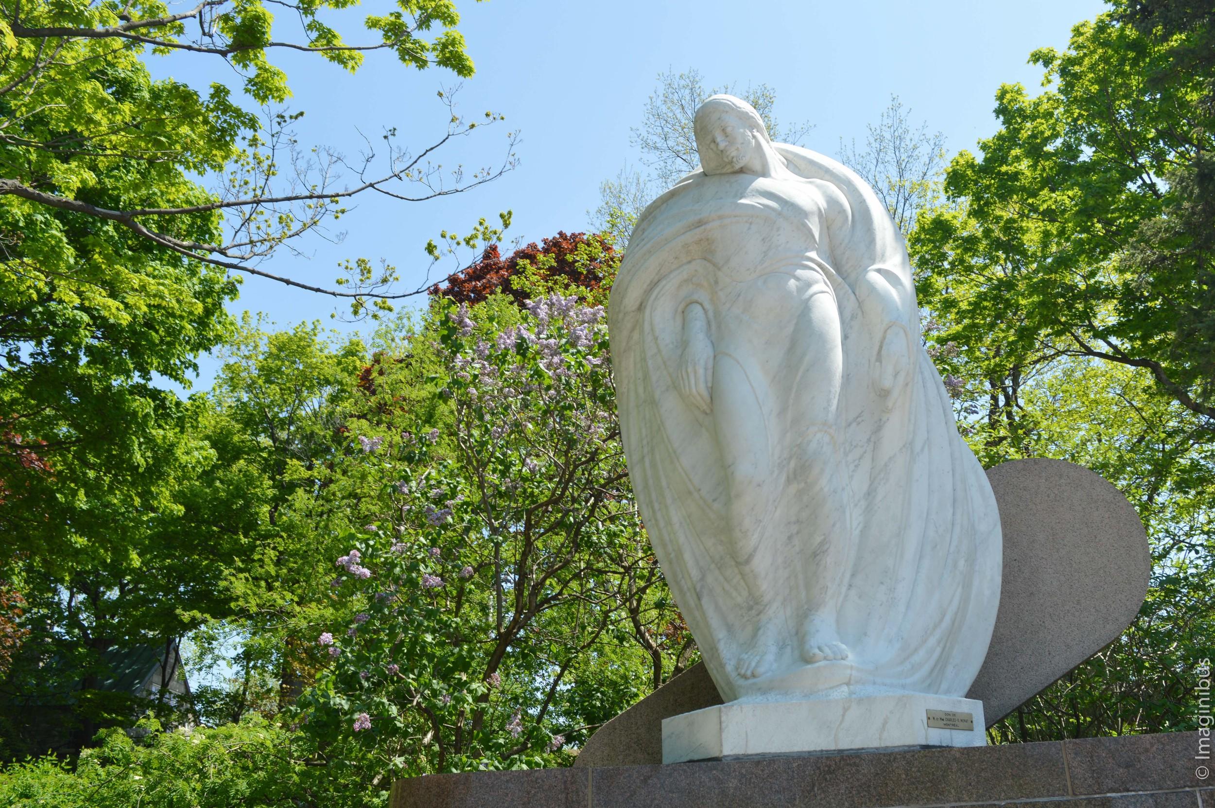 Gardens of the Way of the Cross - Saint-Joseph's Oratory of Mount Royal