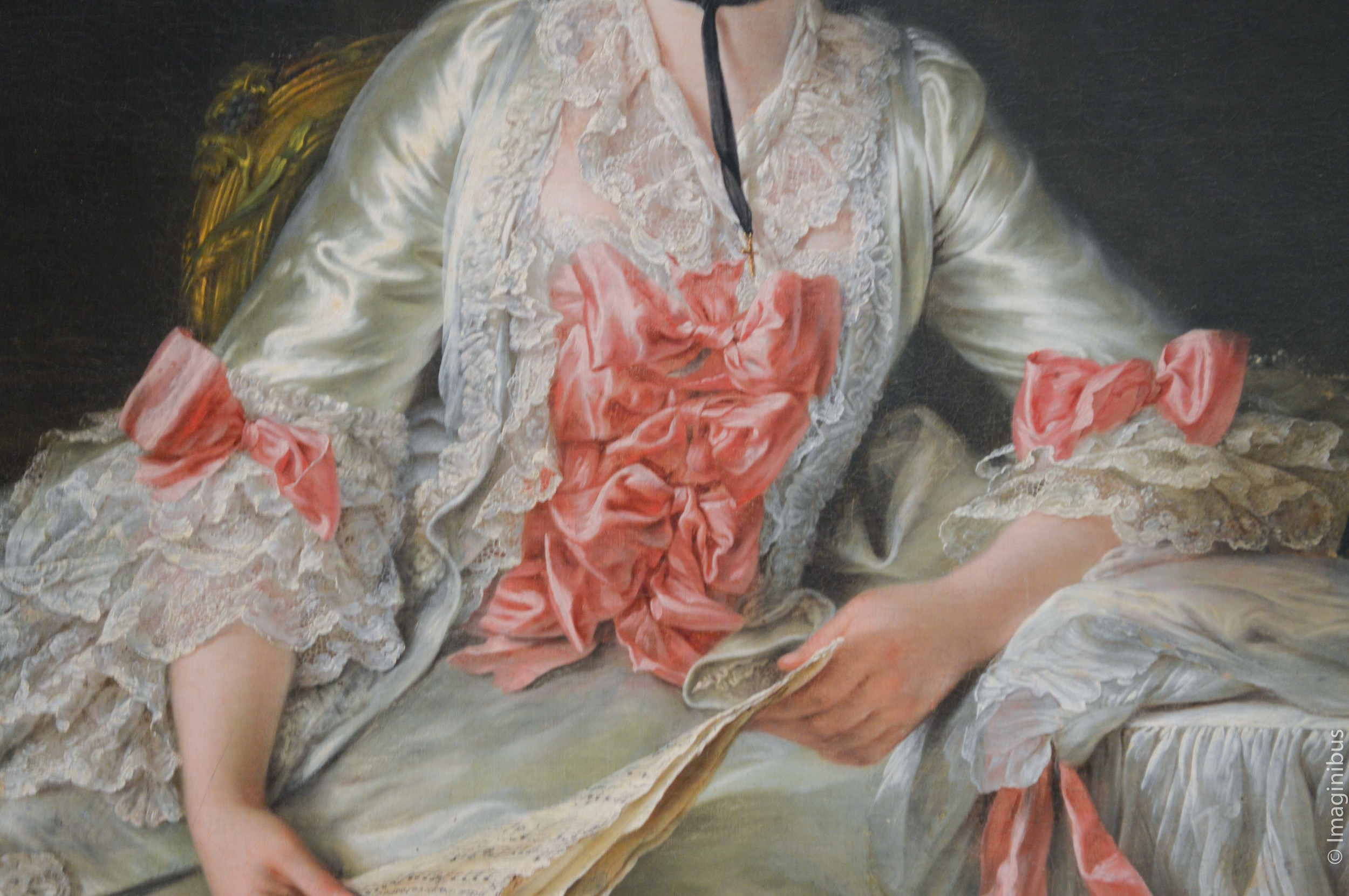 Bows, French Painting, The Met