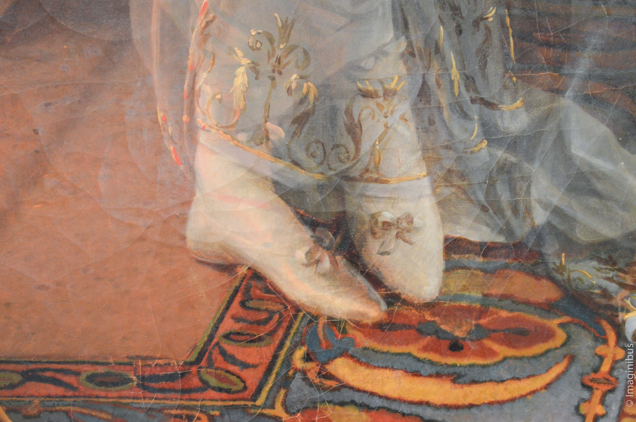 Shoe Bows, French Painting, The Met
