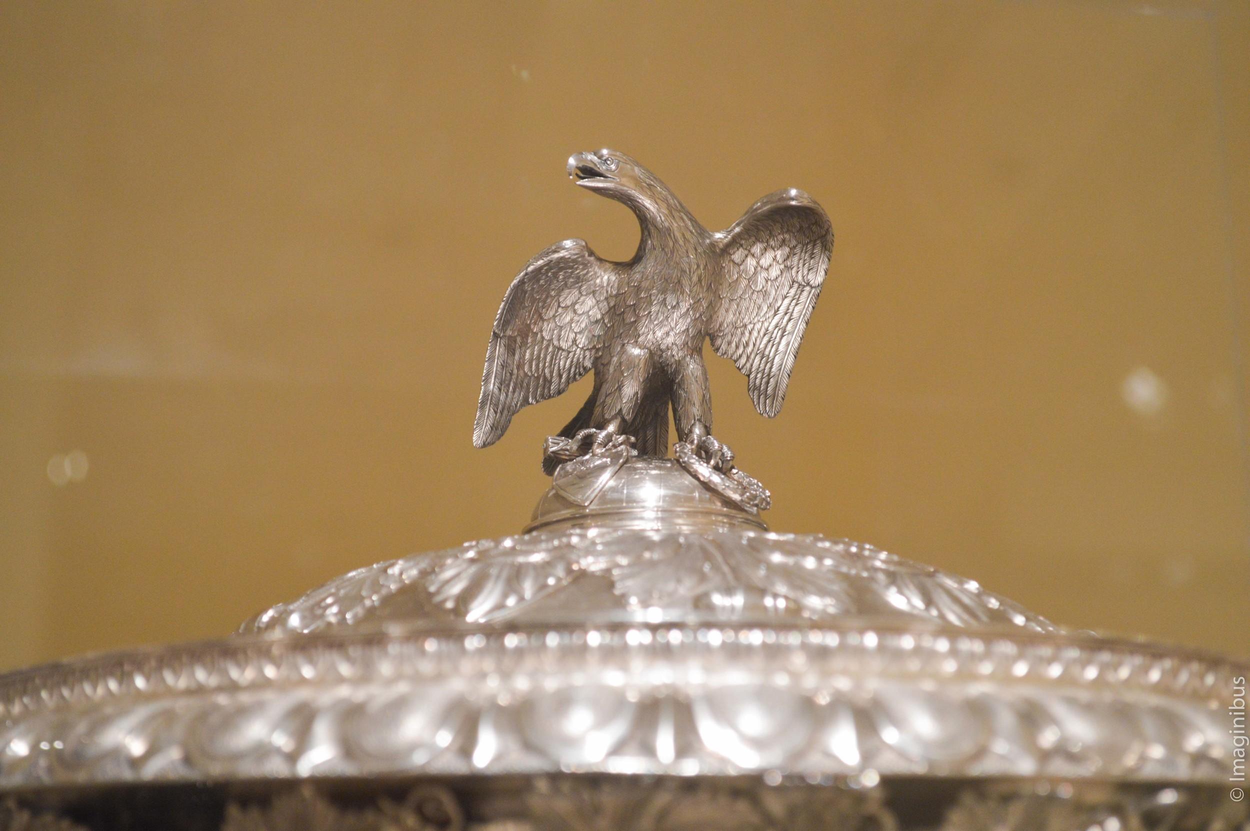 Bald Eagle, Metropolitan Museum of Art