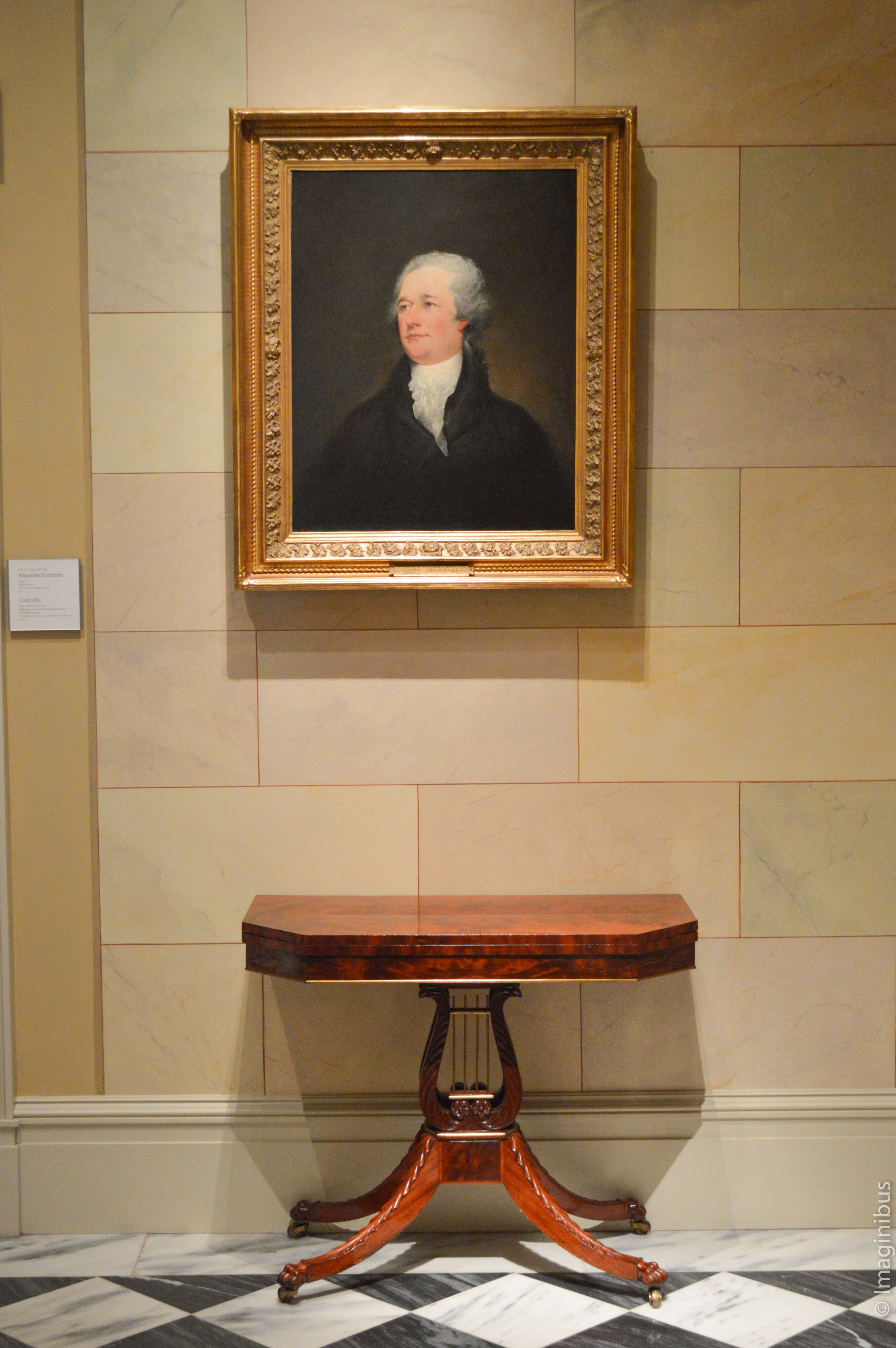 Alexander Hamilton, John Trumbull, Metropolitan Museum