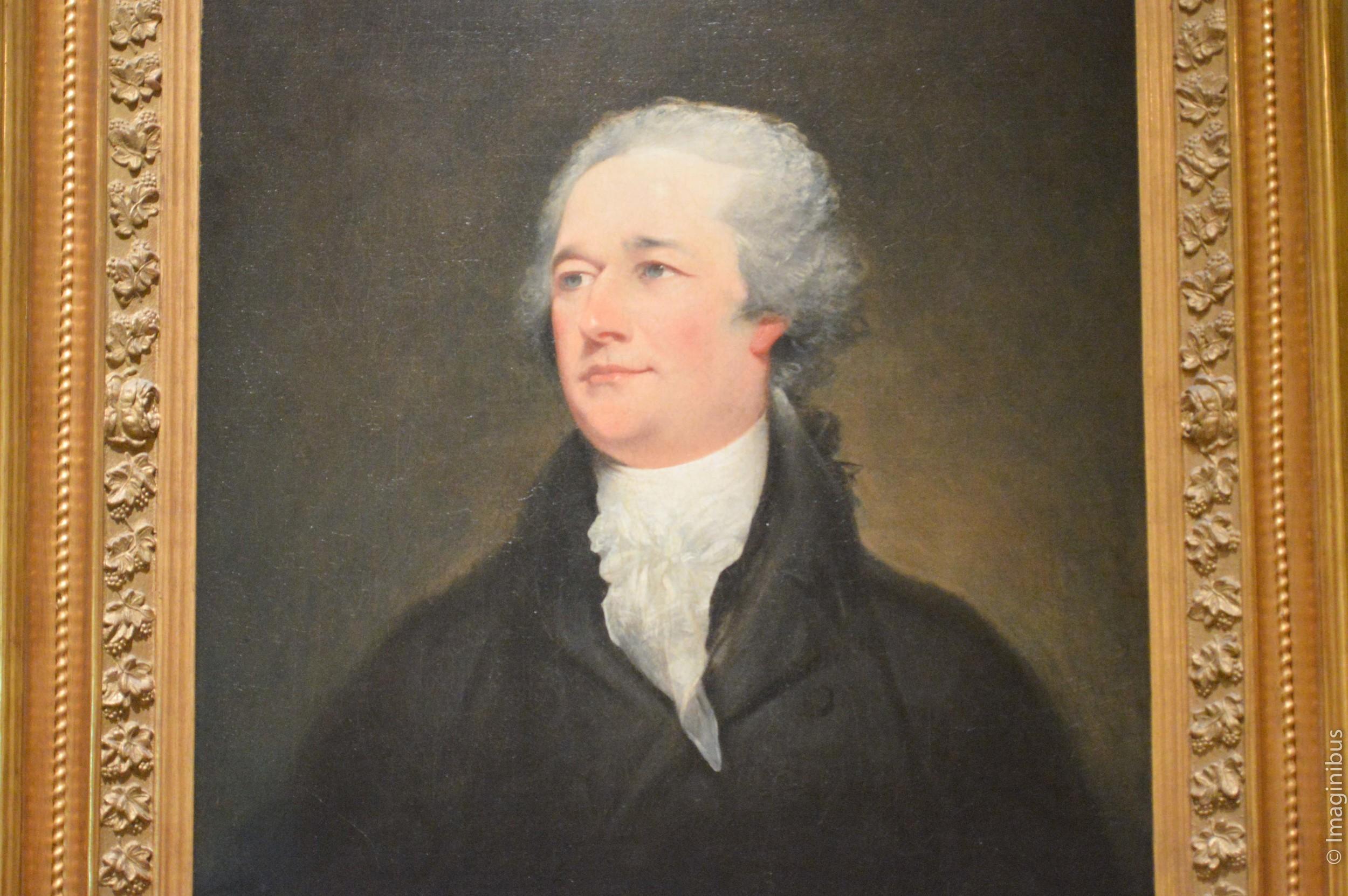 Alexander Hamilton, Metropolitan Museum