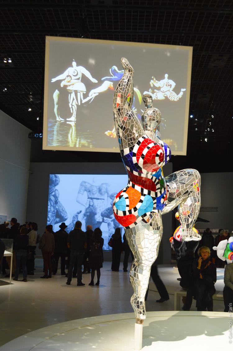Niki de Saint Phalle Nana