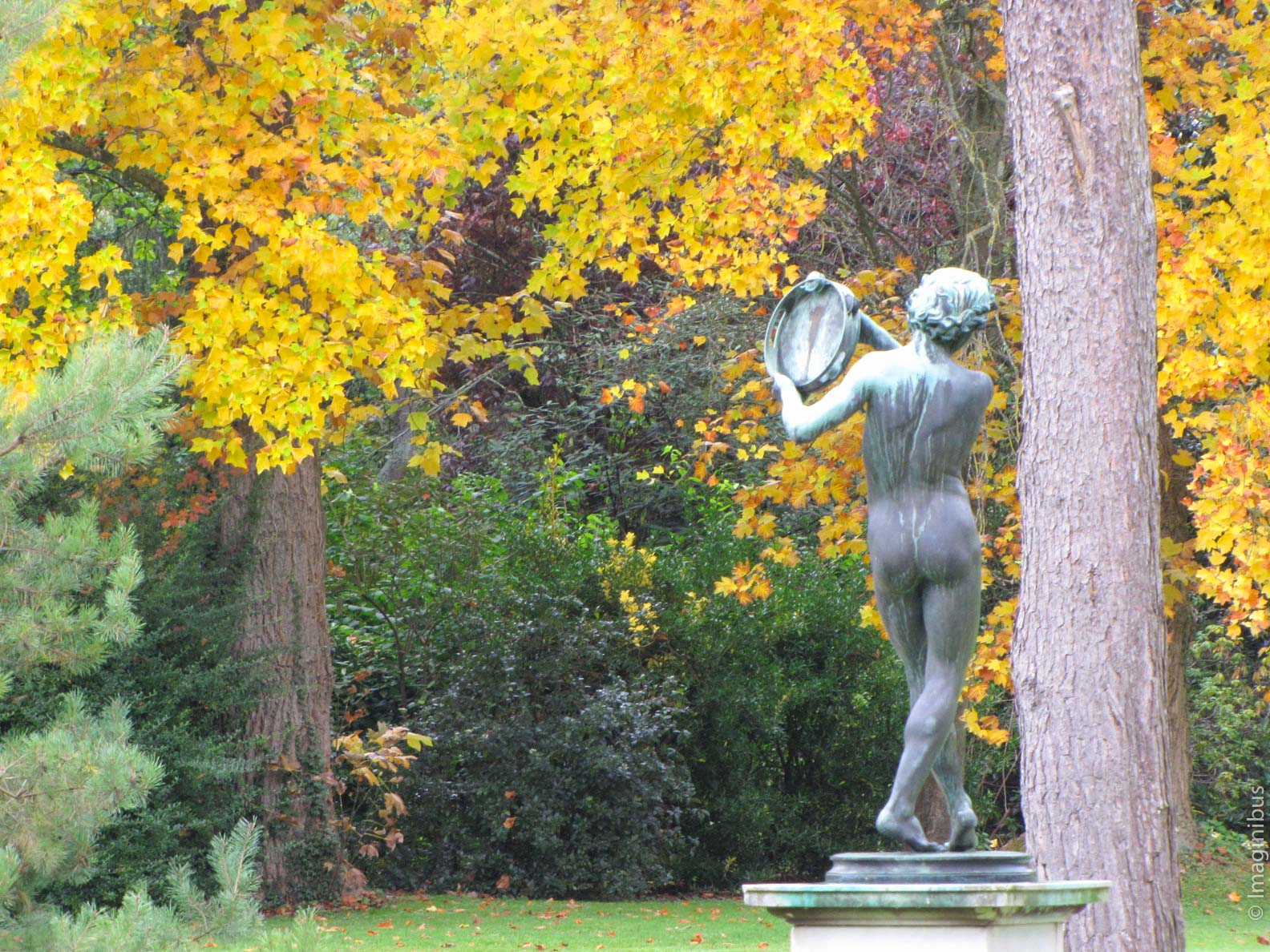 Chateau de Fontainebleau Autumn