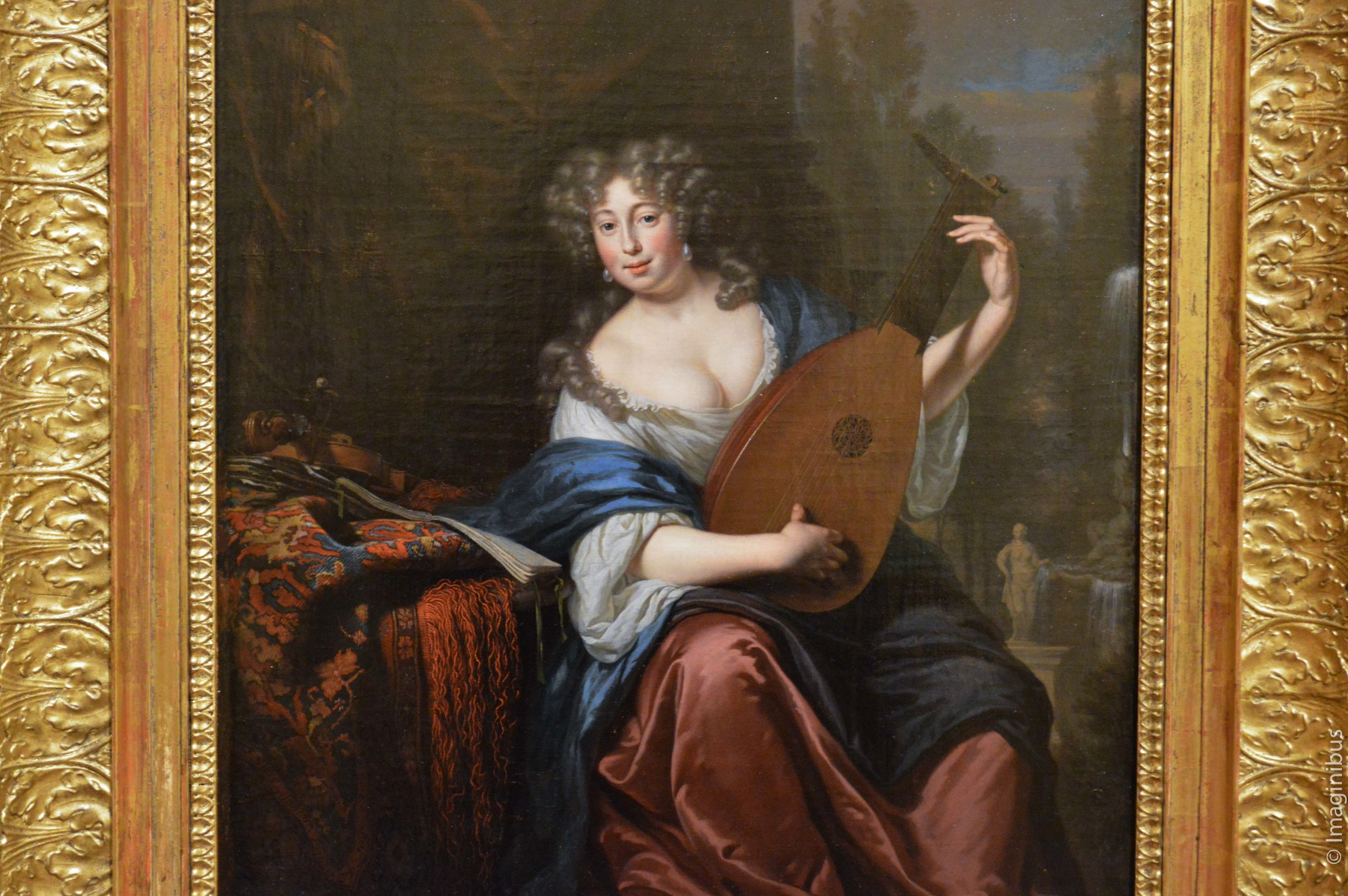Lute Musical Audioguide Montreal Museum of Fine Arts