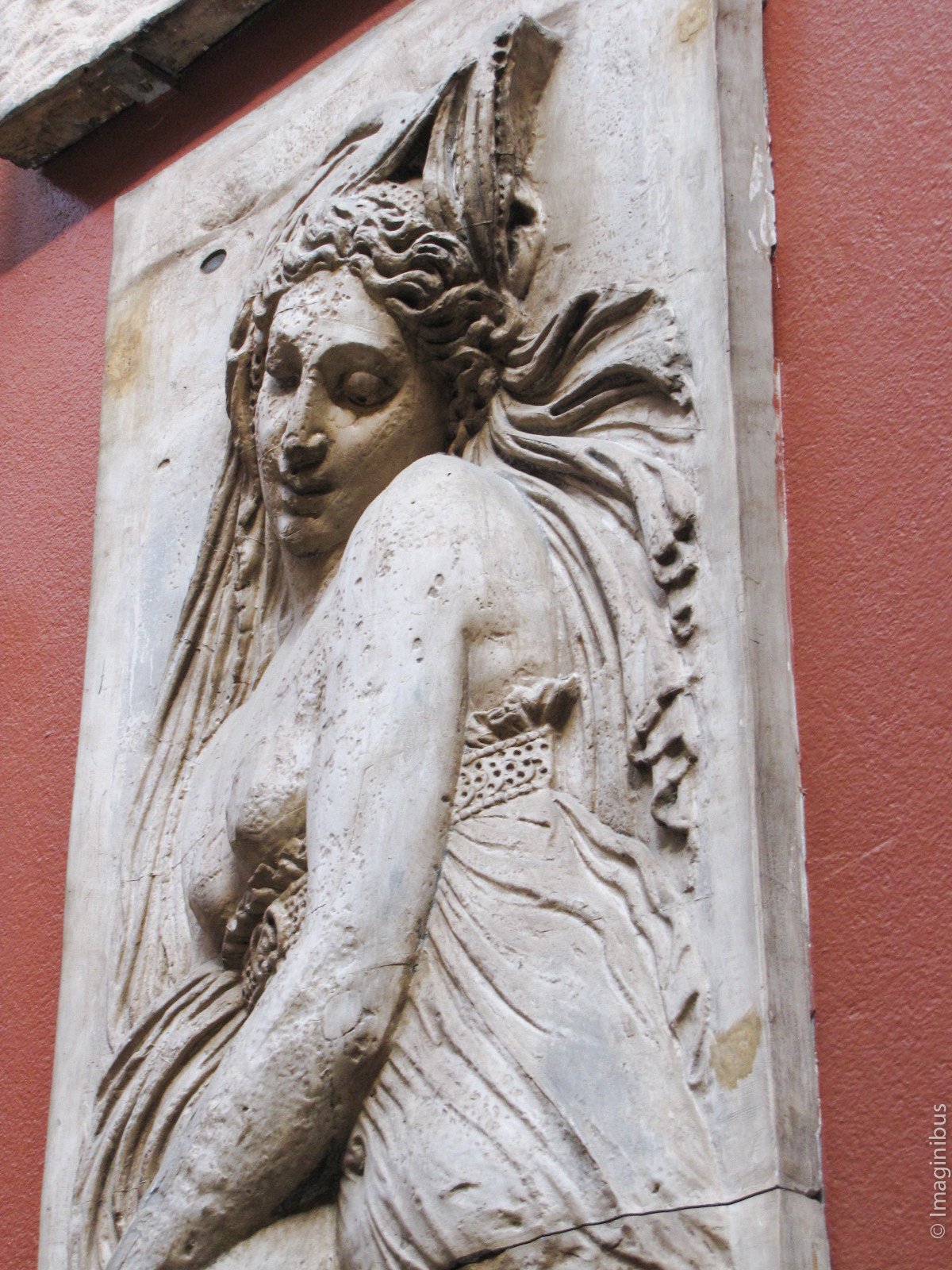 Victoria and Albert Museum, London, Woman
