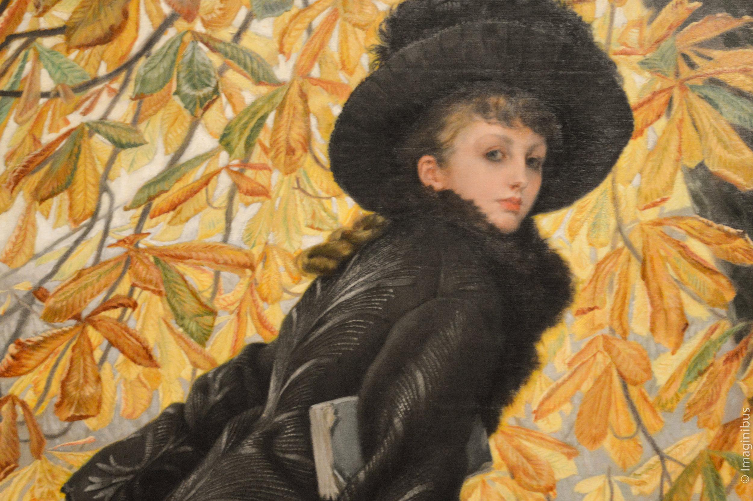 October Tissot Montreal Museum of Fine Arts