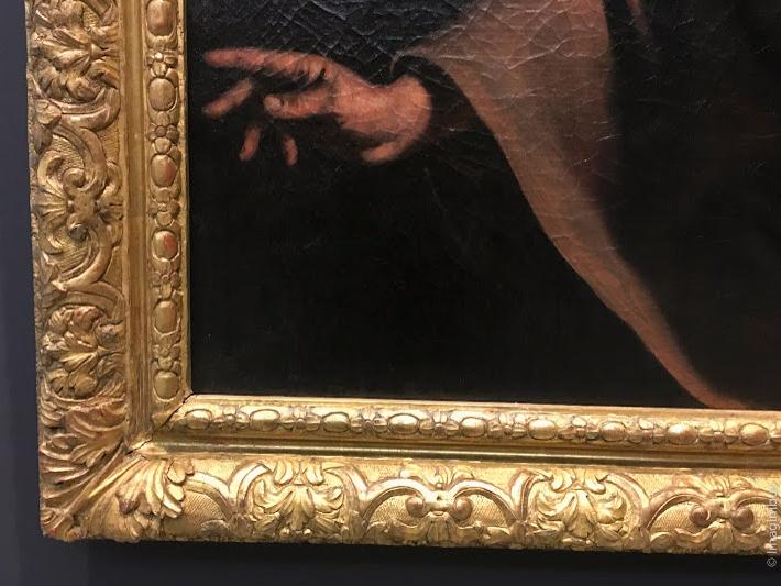 Le Nain Le Reniement de saint Pierre Louvre Museum