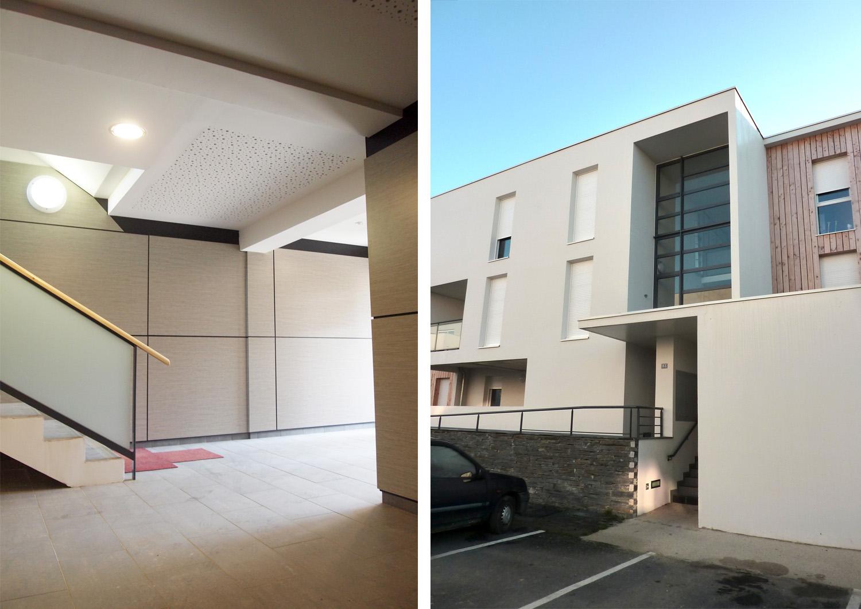 Logements la Guerinière - Enet Dolowy Architecture