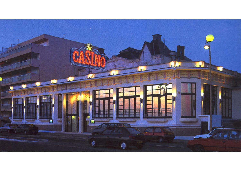 Casino de Pornichet Enet Dolowy Architecture