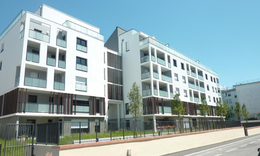 Crèche, logements et écopoint - Auvours   Nantes -