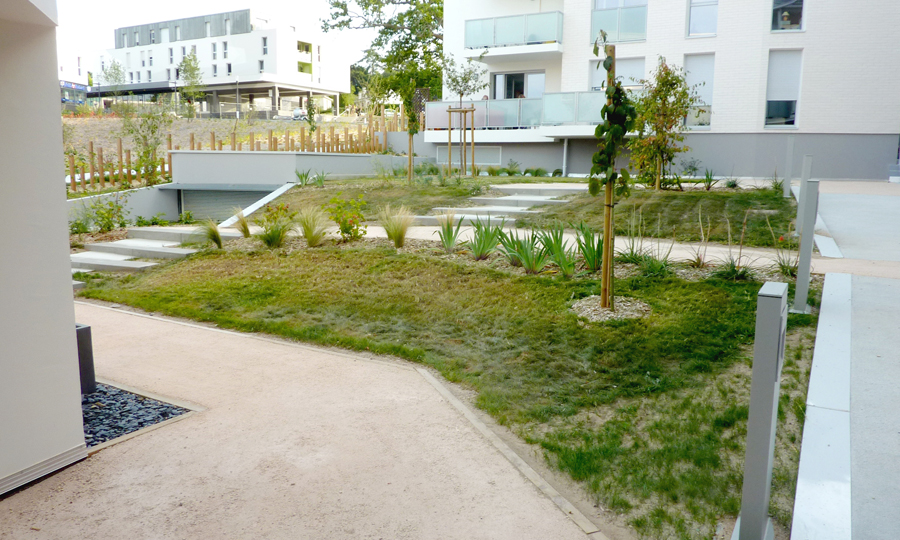 Coeur d'îlot Greenpark | Orvault -