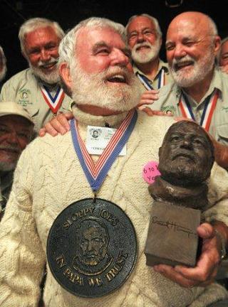 2008 Winner Tom Grizzard
