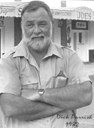1982 Winner Richard Parrish