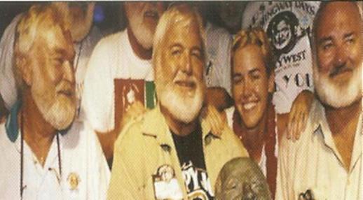 1998 Winner Don Duncan