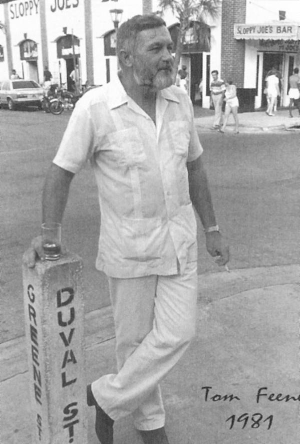 1981 Winner Tom Feeney