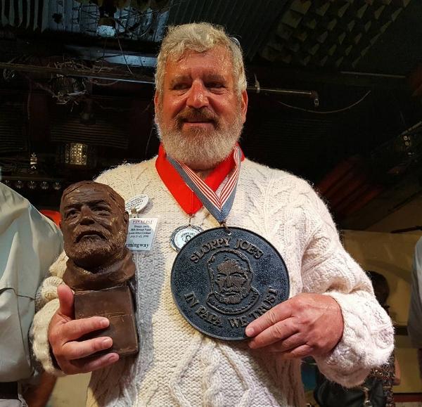 2016 Winner: David Hemingway