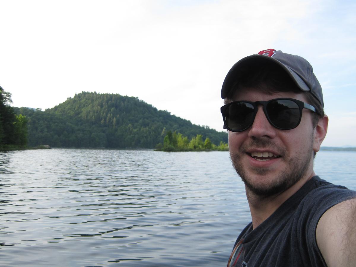 Indian Lake Islands, Adirondack Mountains, New York