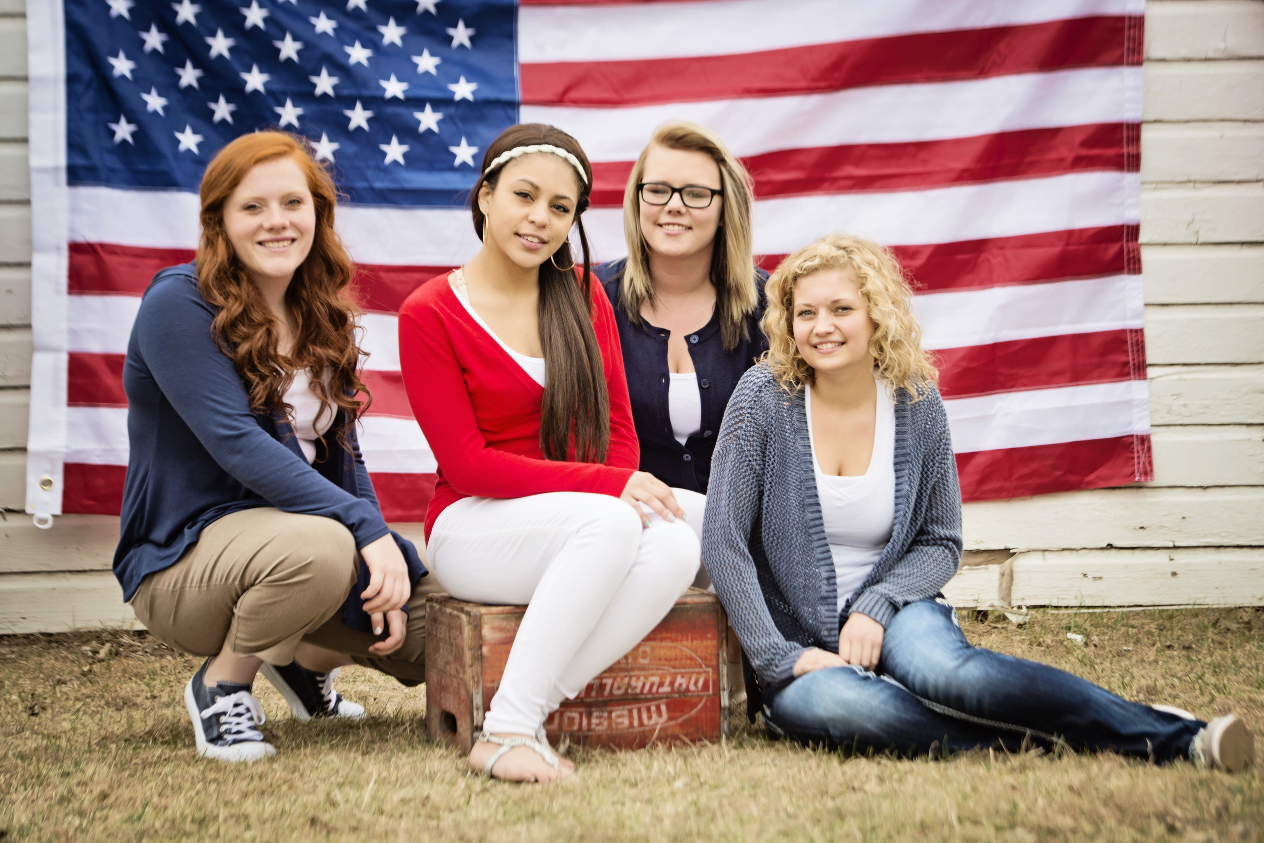 2016 Senior Model Girls