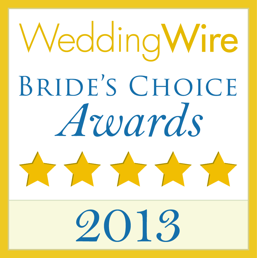 Richard Barlow Photography - Wedding Wire Bride's Choice Award Winner 2013