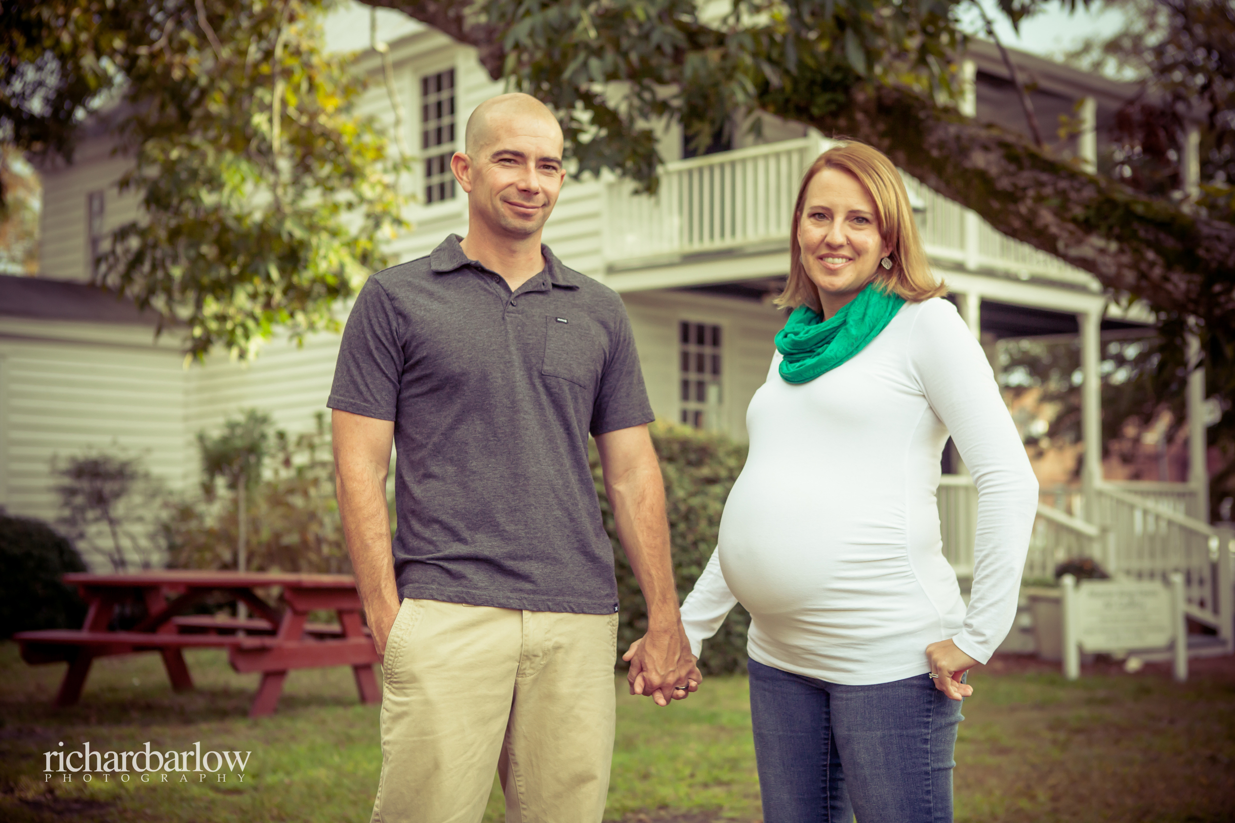 richard barlow photography - Sarah Maternity Session - Beaufort waterfront-8.jpg