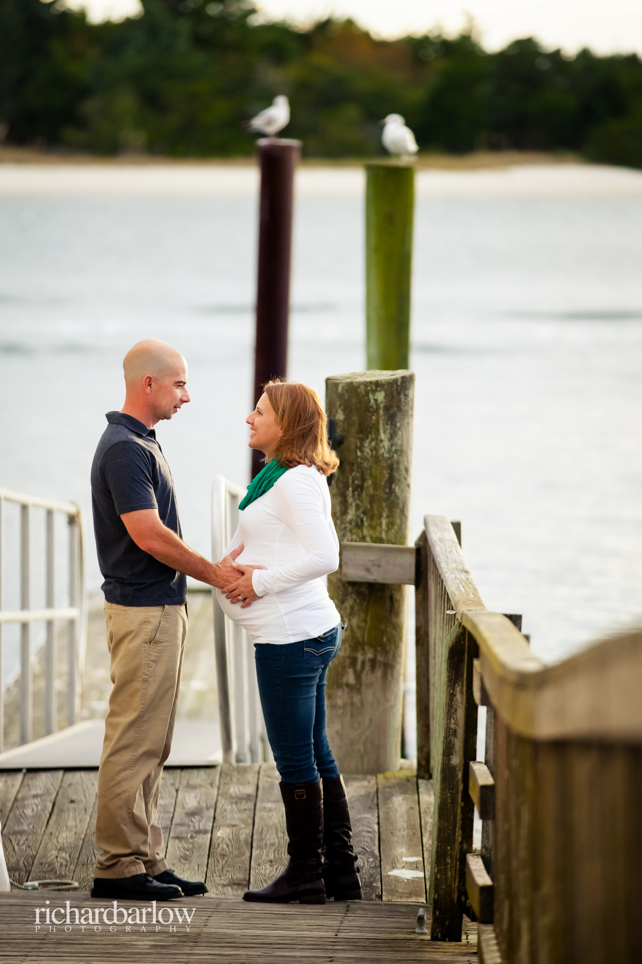 richard barlow photography - Sarah Maternity Session - Beaufort waterfront-14.jpg