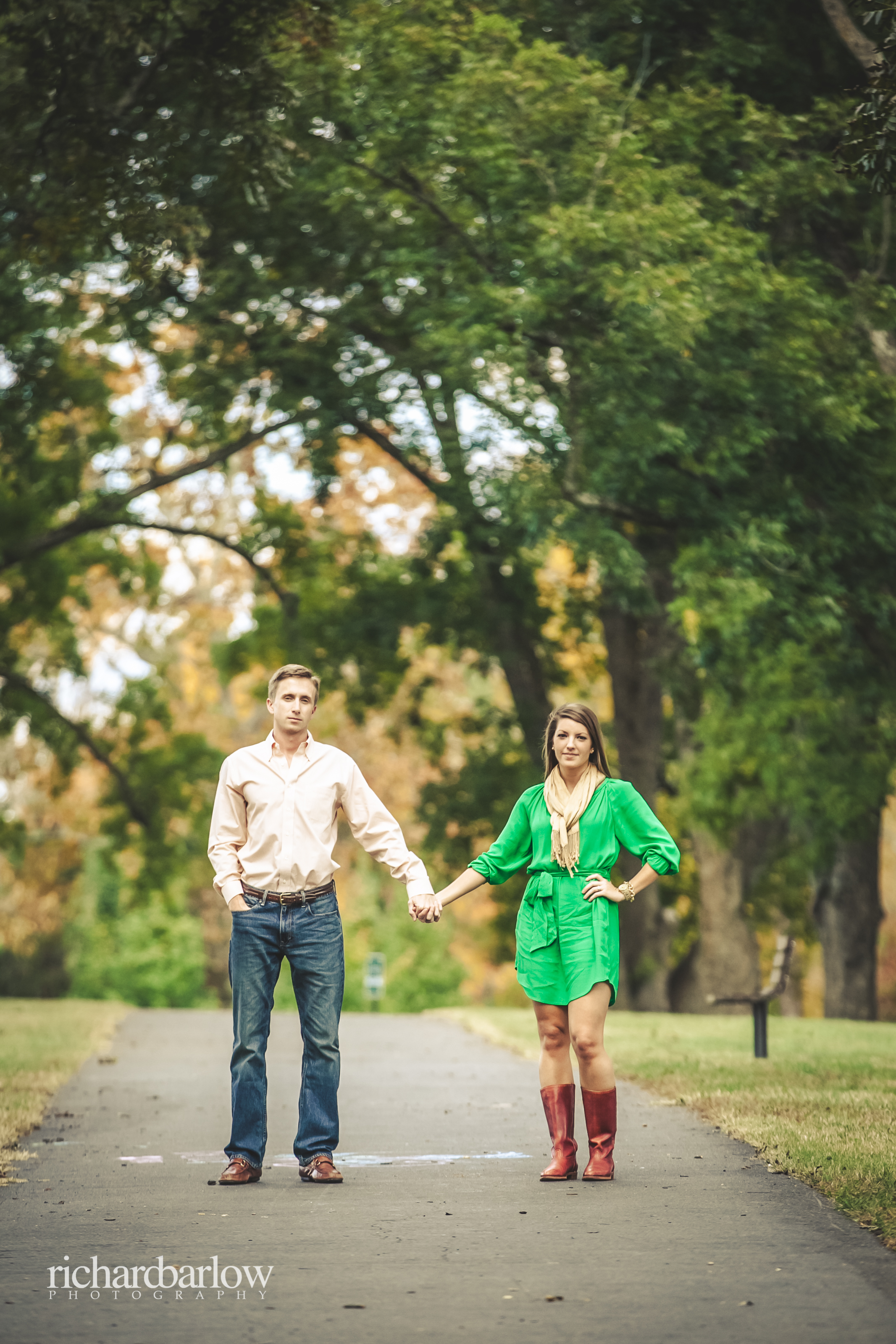 richard barlow photography - Graham and Lauren Engagement Session Wake Forest-4.jpg