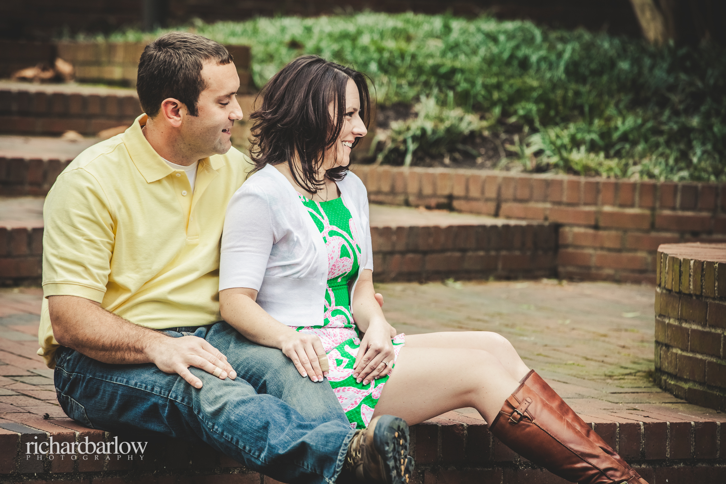 richard barlow photography - Jason and Karen Engagement Session NC State-4.jpg