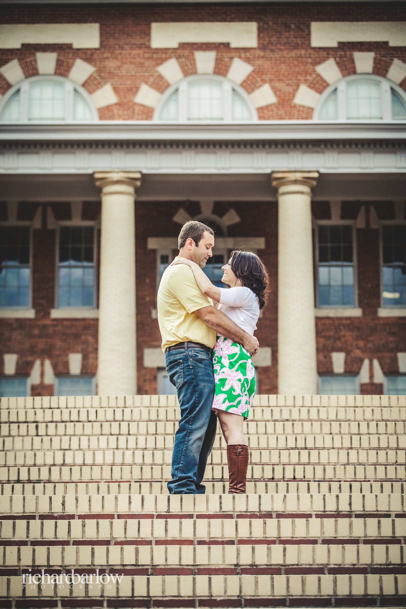 richard barlow photography - Jason and Karen Engagement Session NC State-6.jpg