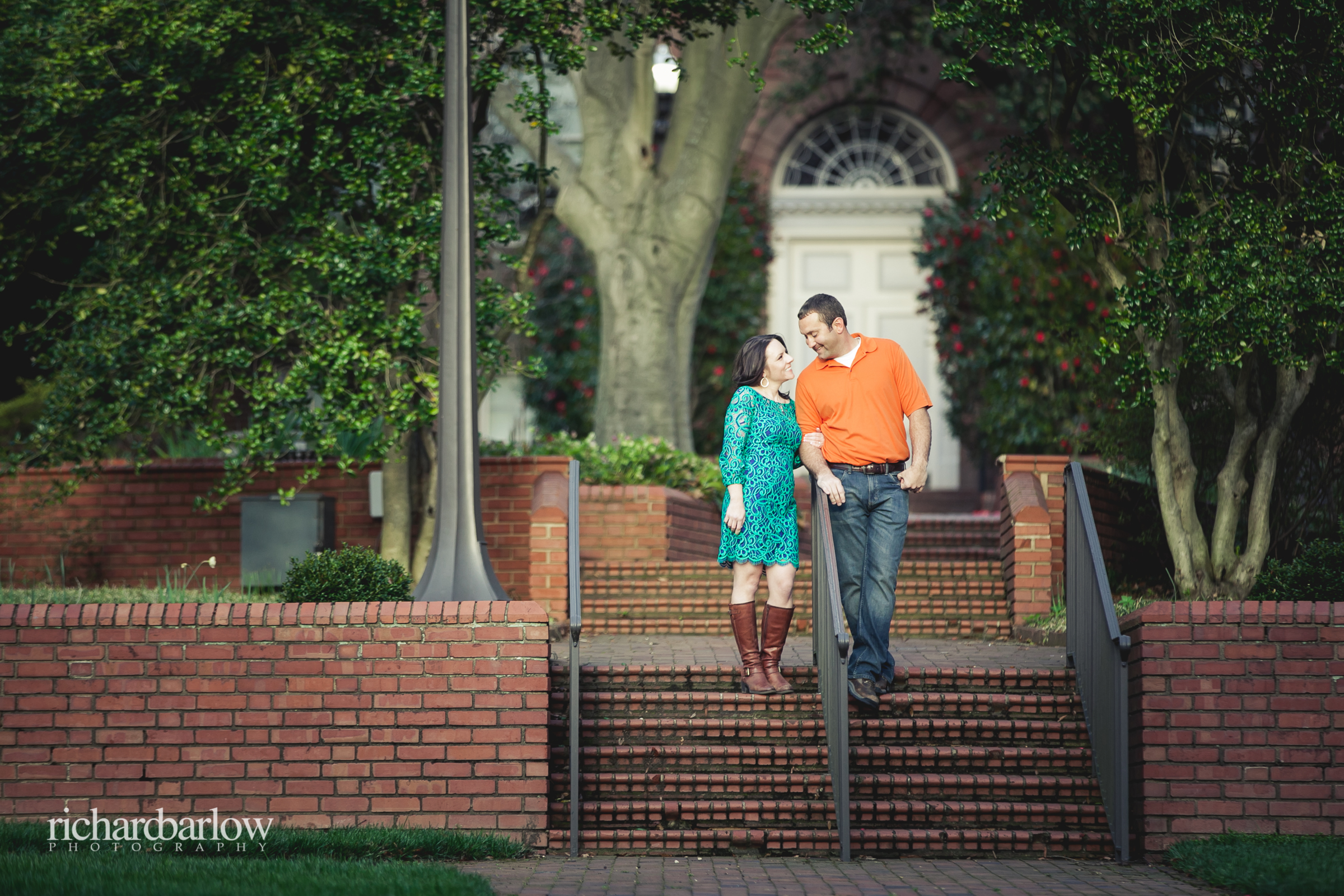 richard barlow photography - Jason and Karen Engagement Session NC State-25.jpg