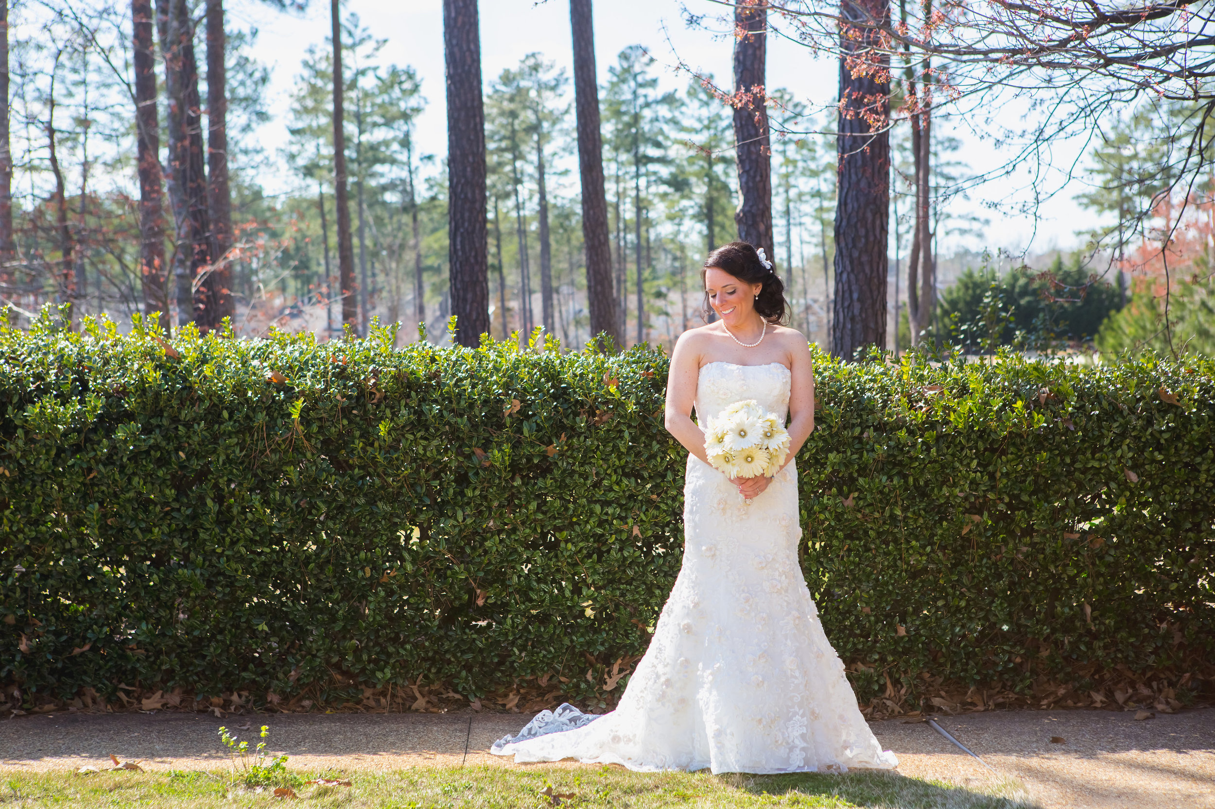 Brier Creek Country Club Wedding Photographer