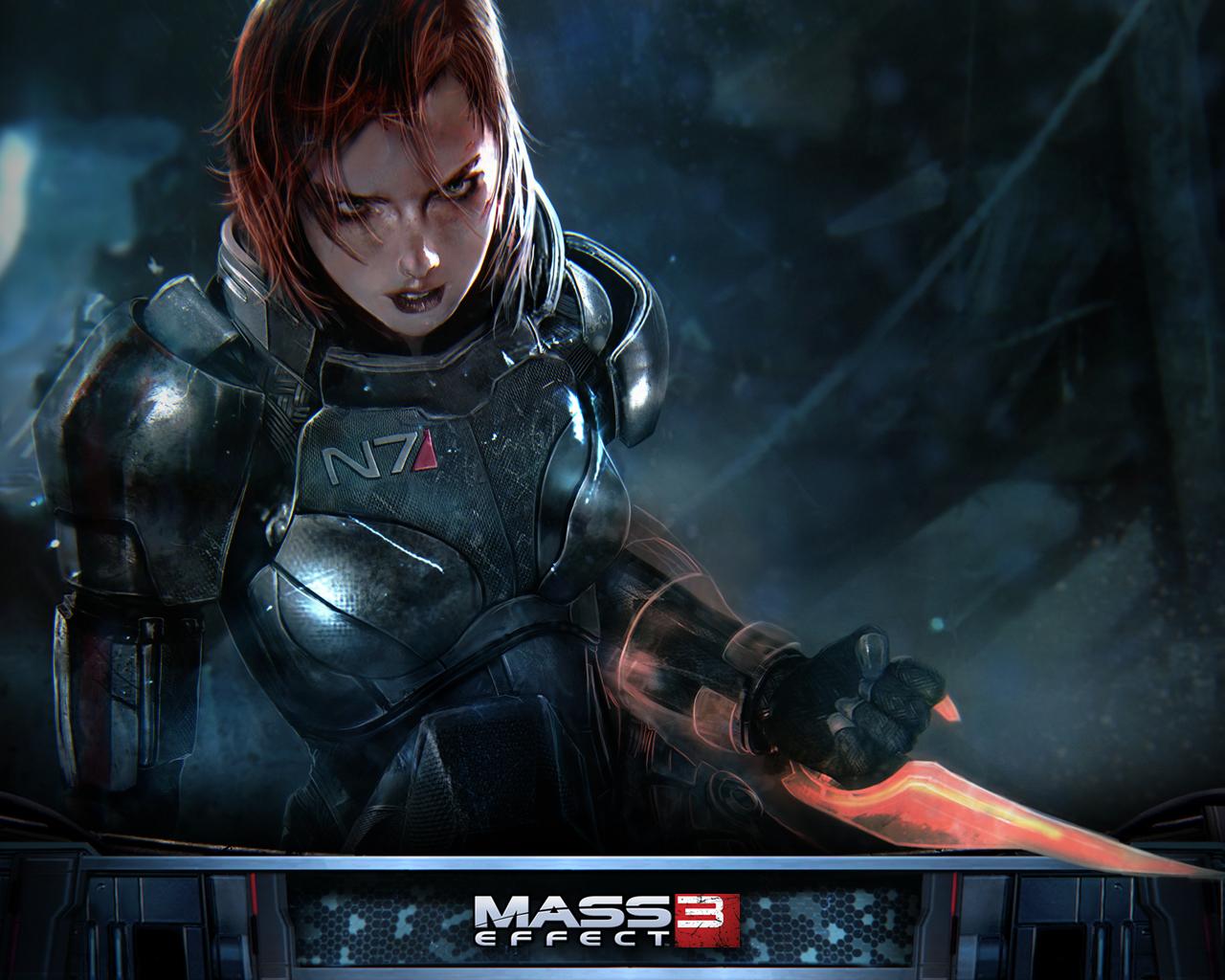 Mass Effect 3  image from  BioWare