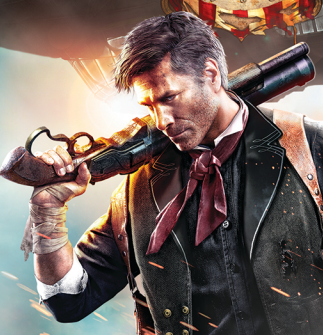 Bioshock Infinite  image from  Irrational Games