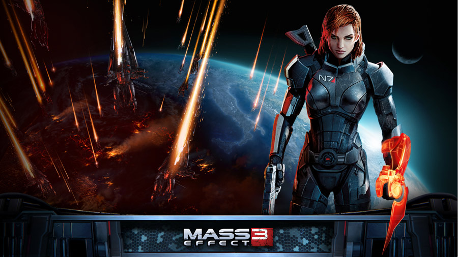 Mass Effect  image from  BioWare