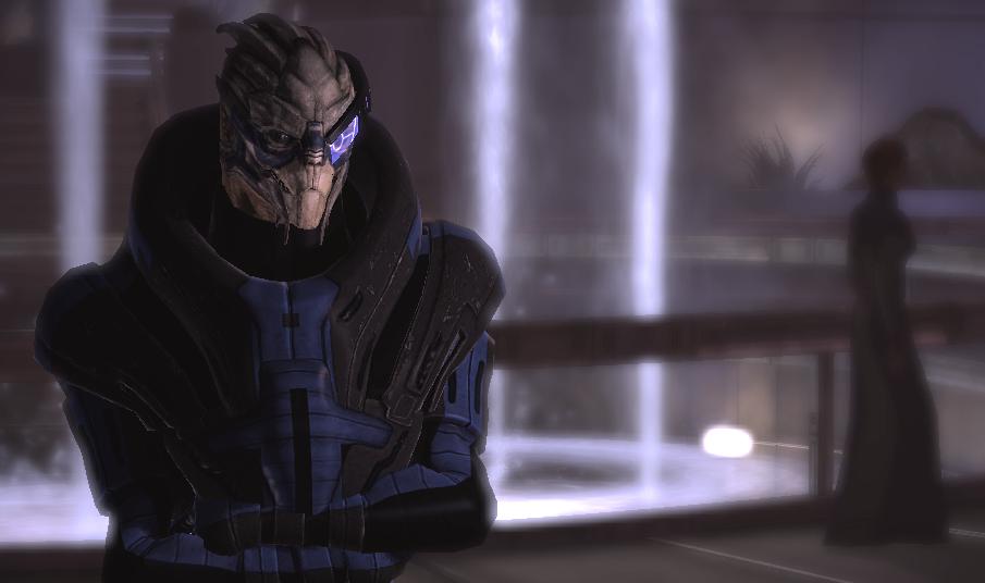 BioWare's   Mass Effect  image from  Mass Effect Wiki