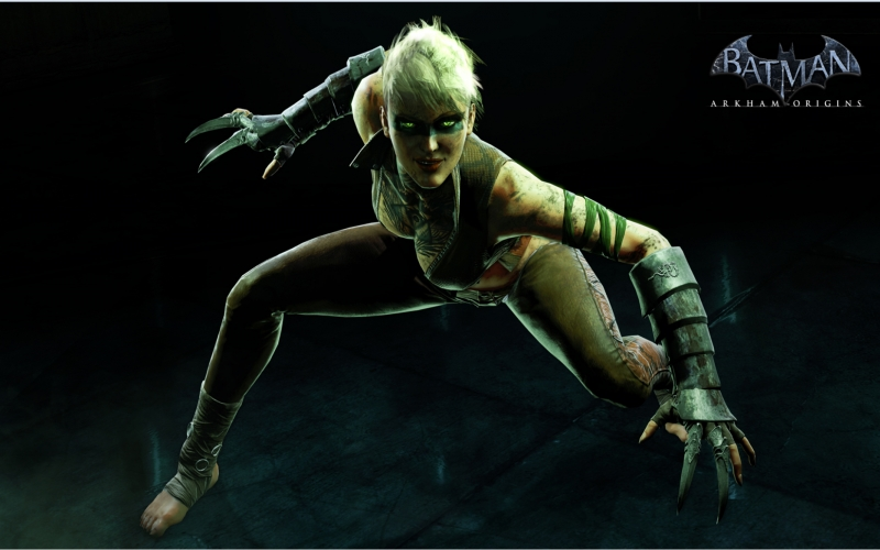 Arkham Origins  image from  Warner Bros Interactive Entertainment