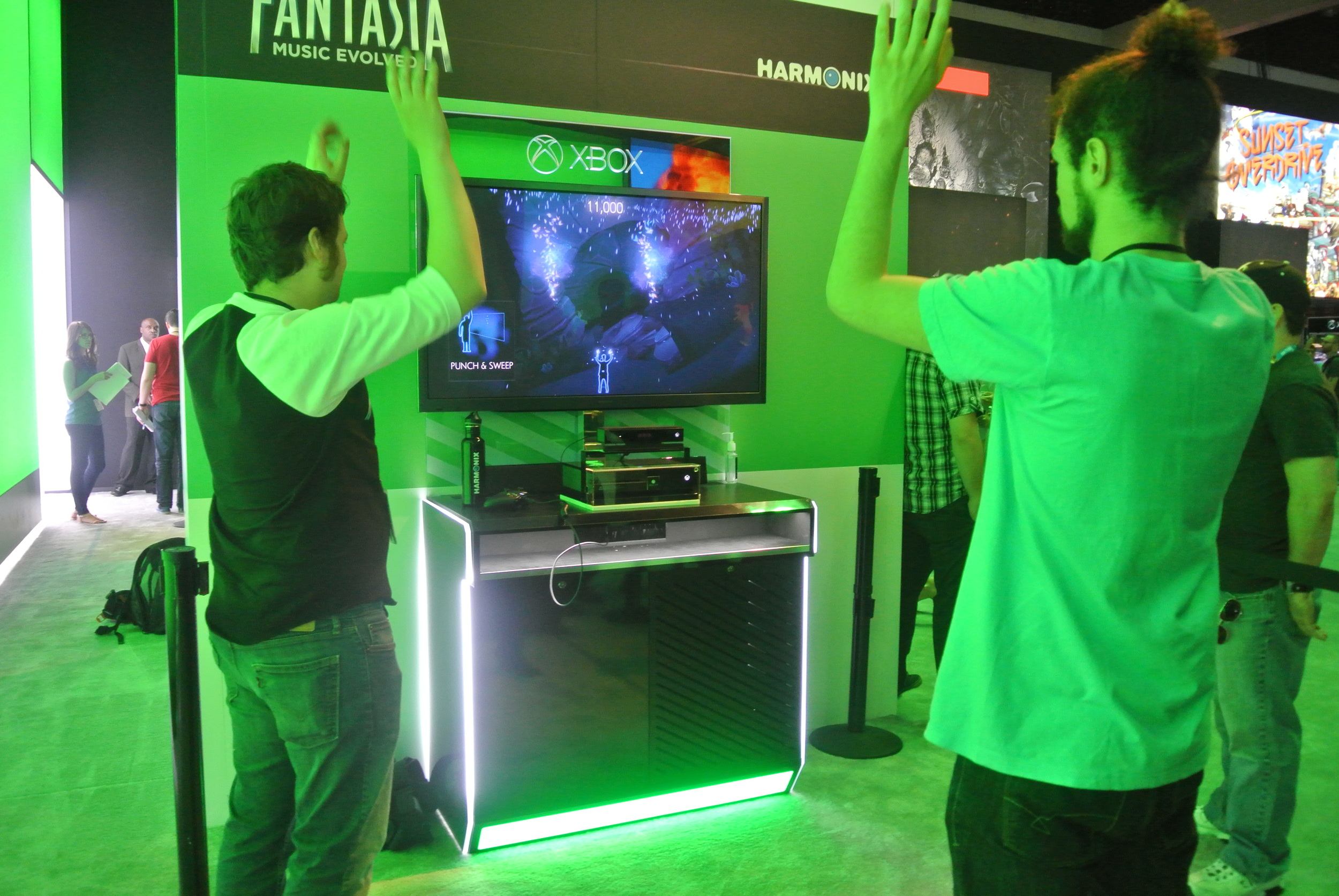 Fantasia is a better game then you think! Seen above.