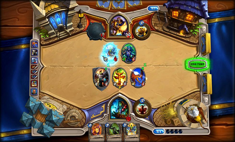 Hearthstone screenshot from Blizzard