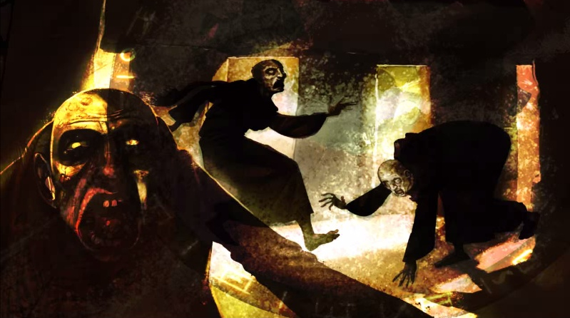 Consequences for mankind's hubris? Or something else entirely? Image from  Dragon Age  Wiki